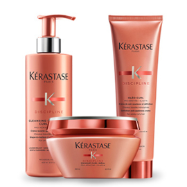Kerastase Mousse Curl Ideal