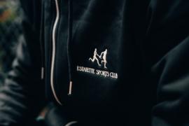 Estafette Sports Club Zip-through Hoodie