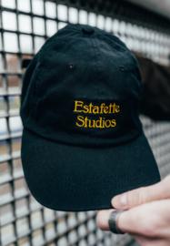 Logo Dad cap in Black