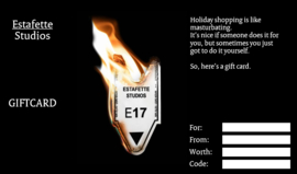 GIFT CARD € 25,-