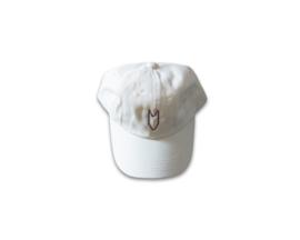 Misprint Dad Cap in Off White