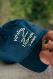 Landscaping Dad cap in Navy