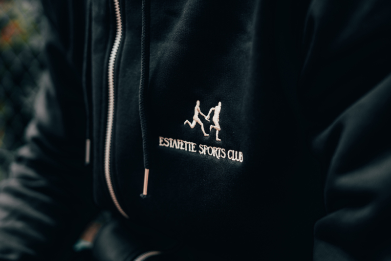 Estafette Sports Club Zip-through Hoodie