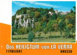 Das Heiligtum von La Verna