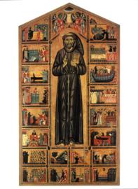 Sint Franciscus en zijn broeders