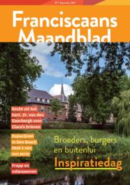 Franciscaans Maandblad   nummer 7 2017