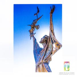 Franciscuskaart 2016 | Vredelievend