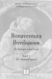 Breviloquium | De theologie in kort bestek | Band 1: Het scheppend beginsel