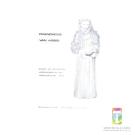 Franciscus van Assisi | Keuze uit artikelen verschenen in het jubileumjaar 1976