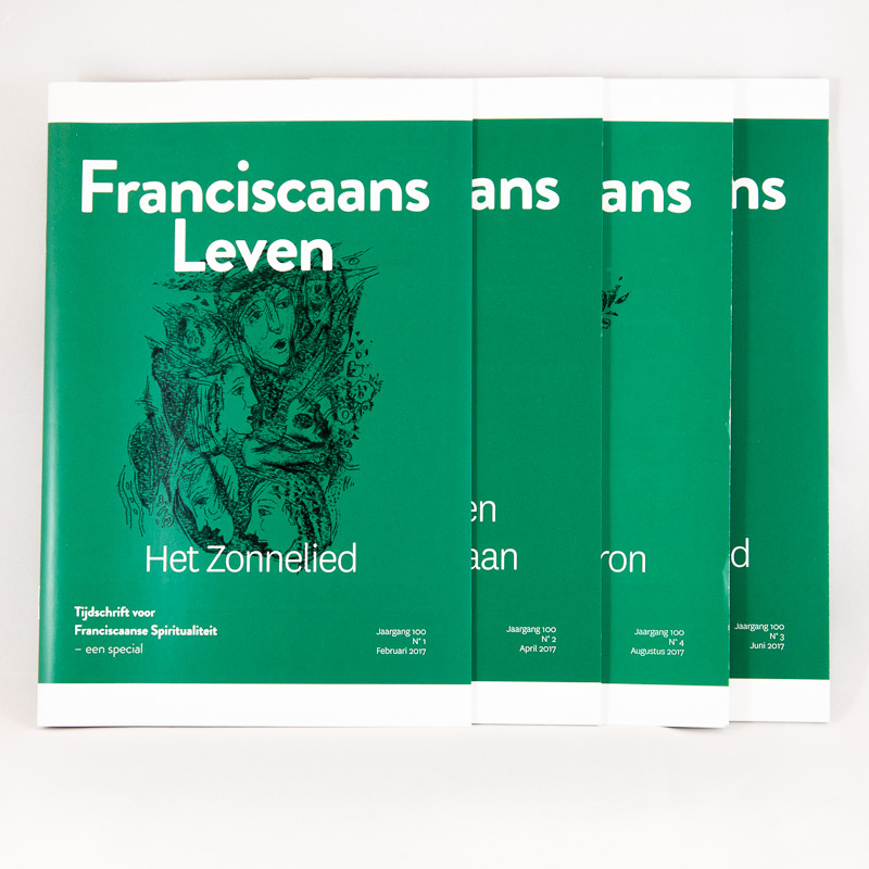 Kennismakingsabonnement Franciscaans Leven