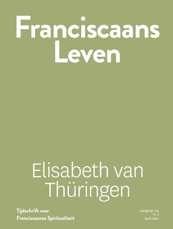 Franciscaans Leven   Nummer 2 2021