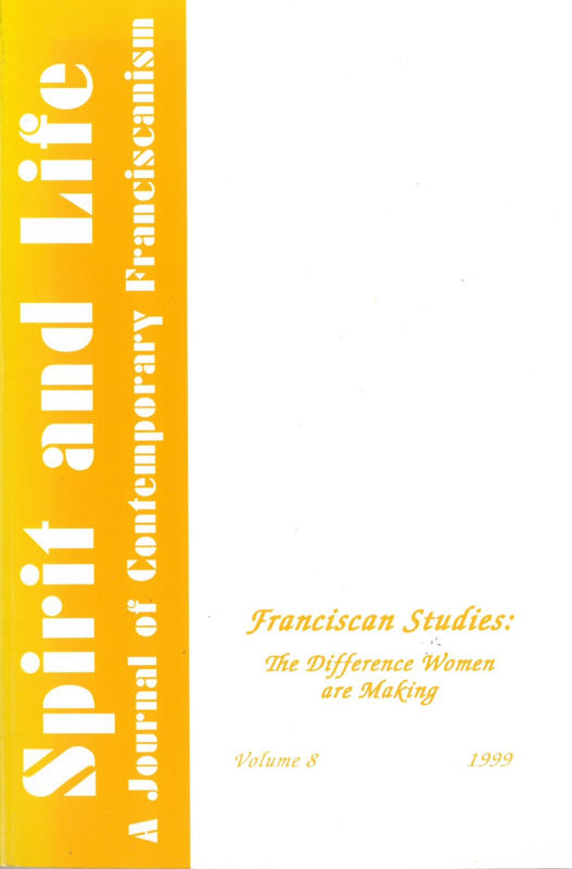 Franciscan studies | The difference women are making