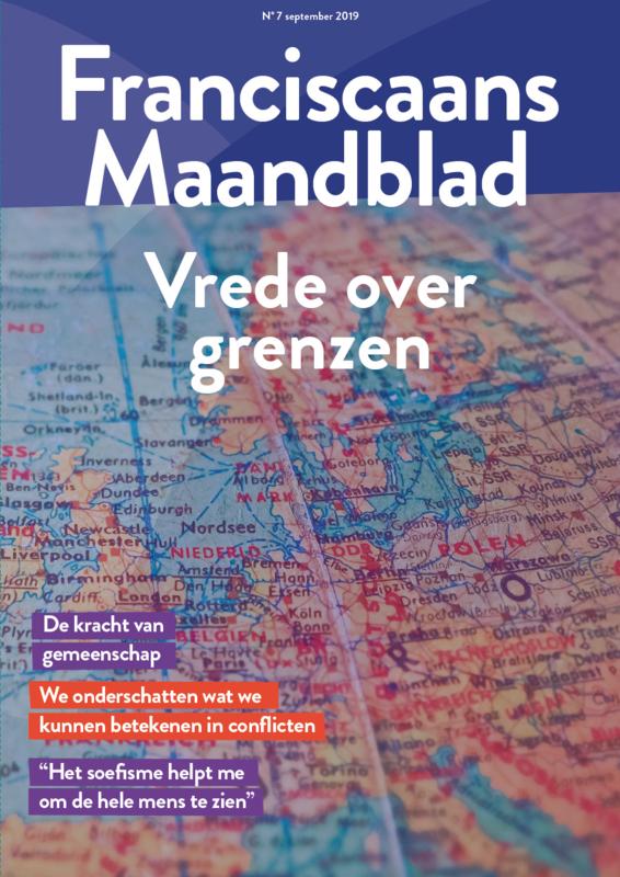 Franciscaans Maandblad   nummer 07 2019