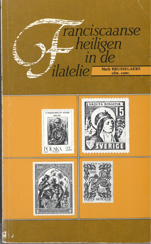 Franciscaanse heiligen in de filatelie
