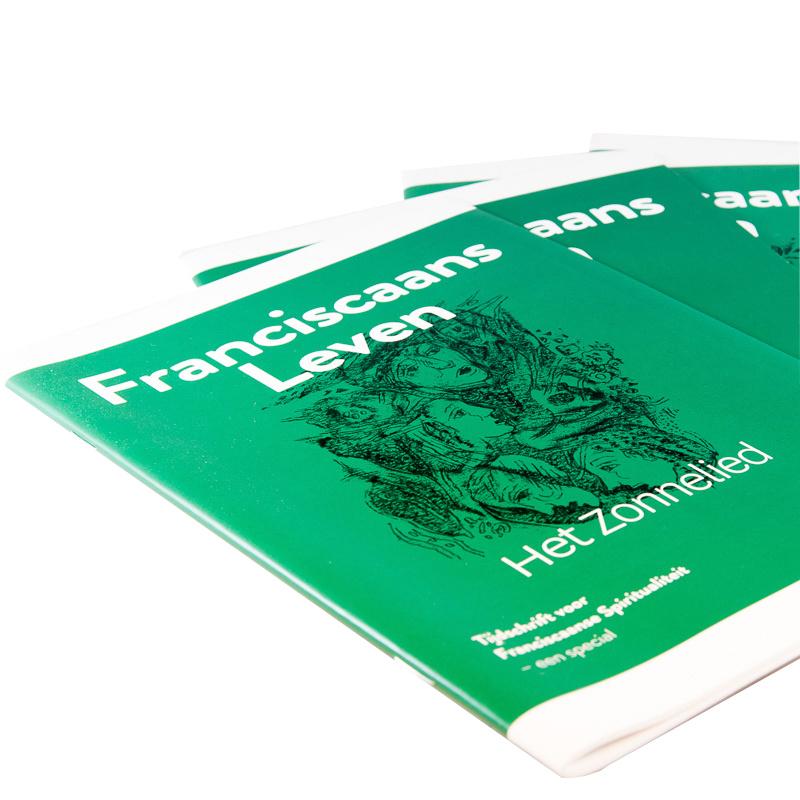 Abonnement op Franciscaans Leven