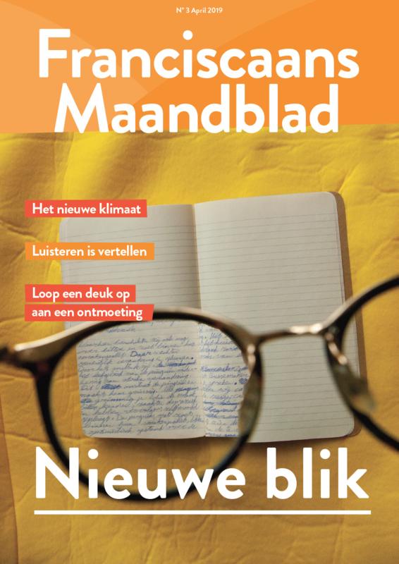 Franciscaans Maandblad   nummer 03 2019