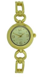 Cetronic dames horloge Goud 02-MGV771LB
