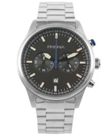 Prisma Heren horloge Aviator Chrono blauw P.1841