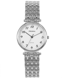 Prisma Dames Horloge Purify Roman Titanium Wit P.1677