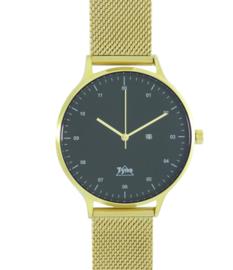 Tyno classic Goud zwart 201-008 mesh