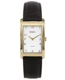 Prisma dames Horloge Precise Quada Goud P.1967