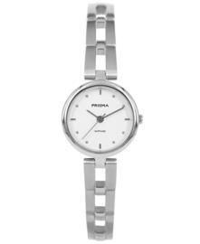 Prisma Dames Horloge Harmony Curle Zilver P.1950