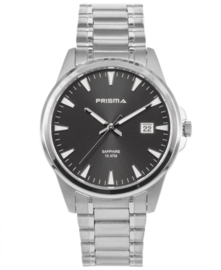 Prisma Heren horloge Journey Mr. Ultimate Titanium zwart P.1721