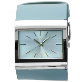 Prisma Dames horloge Fashion Blauw P.2341