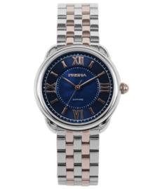 Prisma Dames horloge Royal Dainty Blauw P.1897