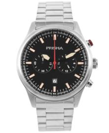 Prisma Heren horloge Aviator chrono Rood P.1840