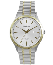Prisma Heren horloge Journey MR. Ultimate Bicolor P.1653