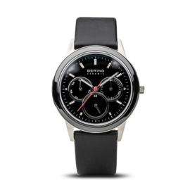 Bering Horloge ceramic Zwart 33840-442