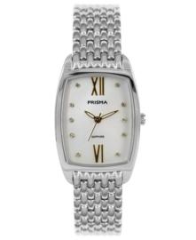 Prisma Dames horloge Precise Pearl Wit P.1960