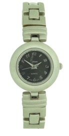 Cetronic dames horloge bi color 2