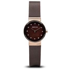 Bering horloge classic polished roségoud 10122-265