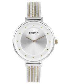 Prisma Dames Horloge Pur Fance Goud P.1877