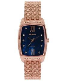 Prisma Dames horloge Precise Pearl Roségoud P.1963