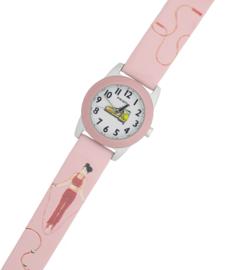 Prisma kinderhorloge meisjes roze fashion