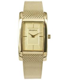Prisma Dames Horloge Atone Milan Goud P.1837