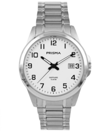 Prisma Heren horloge Journey MR. Ultimate titanium wit P.1720