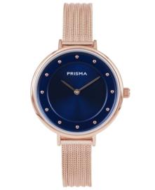 Prisma Dames horloge Pure Fance Roségoud P.1874