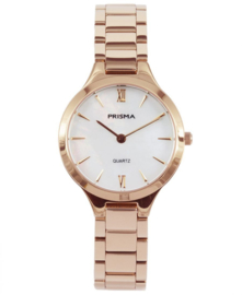 Prisma Dames horloge Simplicity Appeal Rosé Goud P.1463
