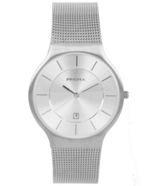 Prisma Heren Horloge Icon Gentel Zilver P.1800