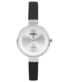 Prisma Dames horloge Touch zilver P.1927
