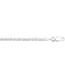 Enkelbandje gucci schakel 24cm