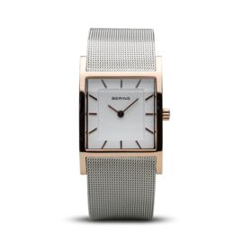 Bering horloge classic polished Rosé goud zilver 10426-066-S
