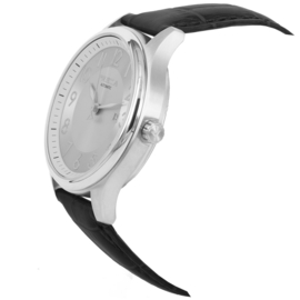 Prisma heren horloge automatic zwart P.2628