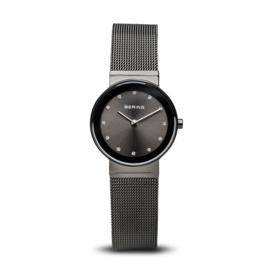 Bering horloge classic polished grijs 10126-077