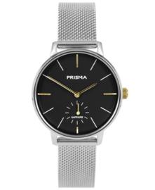Prisma Dames horloge Retro corum Zilver P.1444