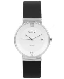 Prisma Dames horloge Aston Zilver P.1943